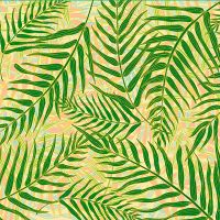 Tropical Leaves - Lotti Brown