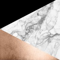 Marble Collage Black - DeinDesign