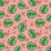 Leaves Pattern 2 - DeinDesign