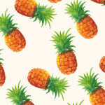 Pineapple Party - DeinDesign