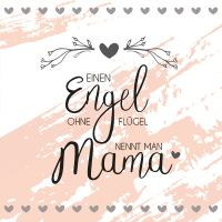 Engel Mama - DeinDesign