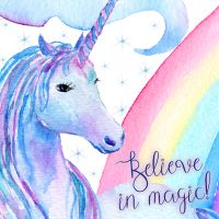 Believe in magic - DeinDesign