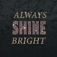 Shine Bright - DeinDesign